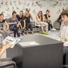 Будни Open Art Studio -  апрель - май 2015
