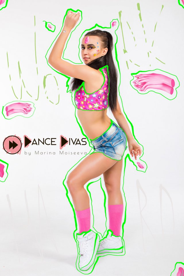 DANCE DIVAS by Marina Moiseeva