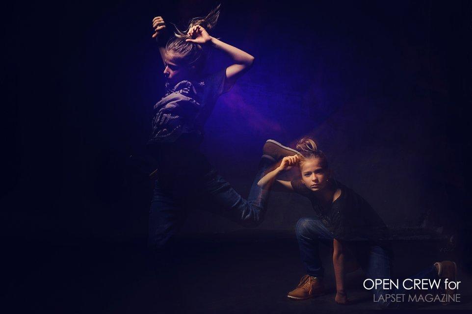 Open CREW for LAPSET Magazine