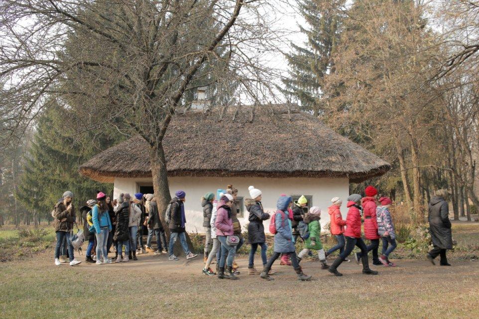Осенние каникулы 2014 в  Переяслав-Хмельницком