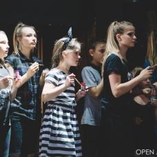 Отчетный концерт Open Art Studio 2015