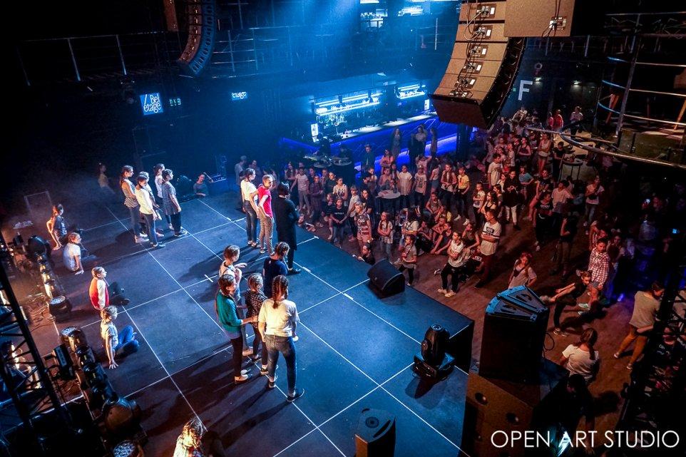 Отчетный концерт Open Art Studio 2016