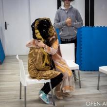 Open Art Studio - открытый урок актерского мастерства от Екатерины Вишневой