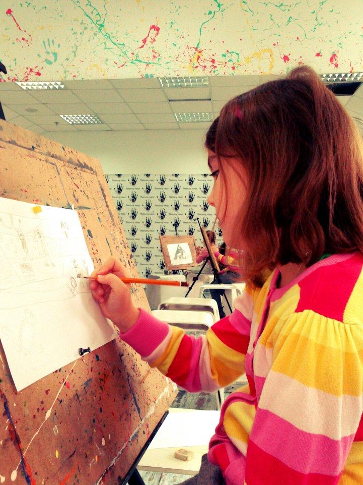 Курсы рисования