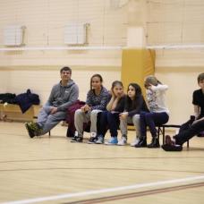 Winter Open Dance Camp 2015