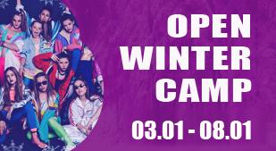 С 3 по 8 января - Зимние каникулы с Open Art Studio под Львовом!